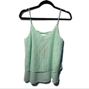 NWT Alya Mint Green Camisole Size M